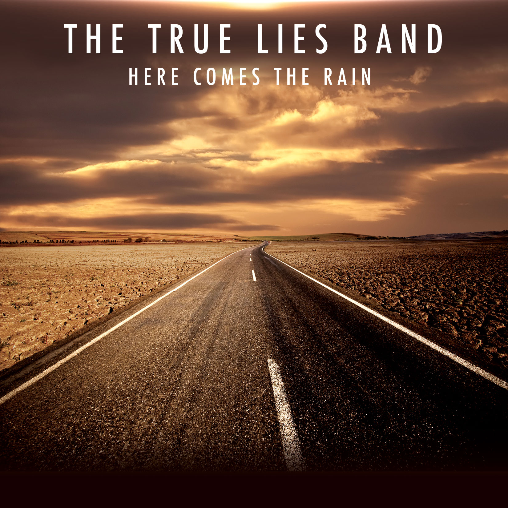 Here Comes The Rain - L'album di esordio